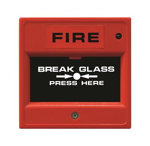 Break Glass - Fire Alarm